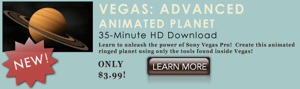 New! Vegas: Advanced Animted Planet